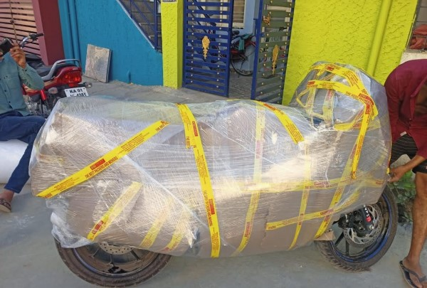 Bike Transportation Services in Bangalore